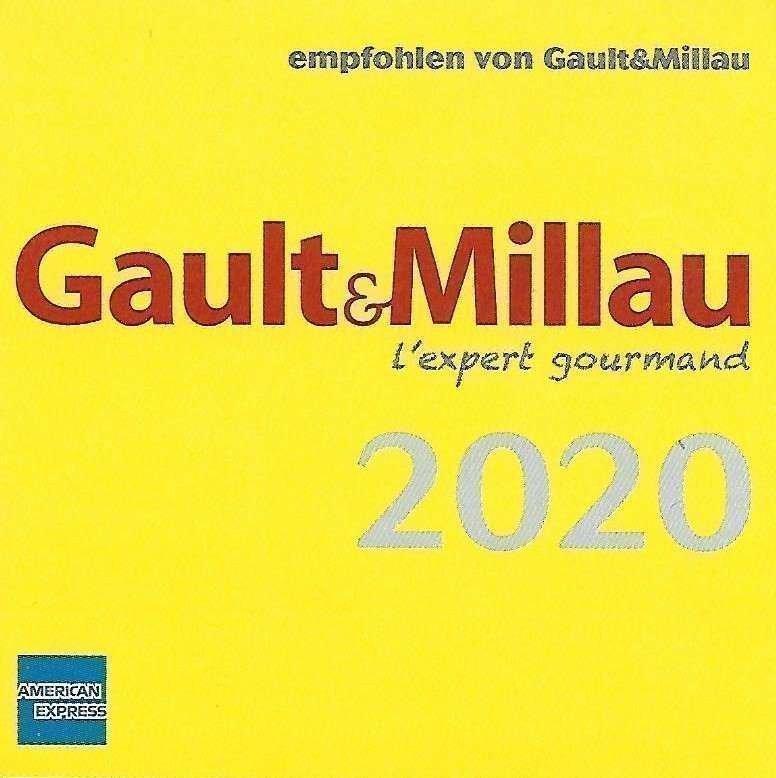 Auszeichnung - Gault Millau 2020
